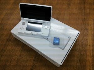 3DSとWise SDHCカード