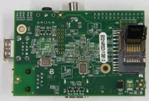 MicroSDソケット2
