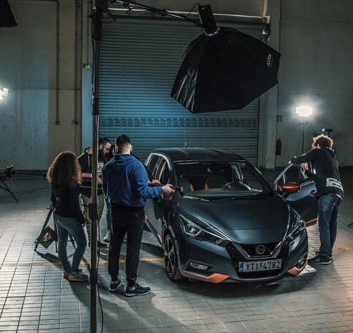 Wise製品によって改善、簡素化されたAlexの自動車CM撮影